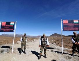 """Ấn Độ - Trung Quốc """"nóng"""" chuyện tranh chấp biên giới"""