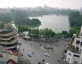 Hà Nội chi gần 30 tỷ đồng nạo vét hồ Hoàn Kiếm