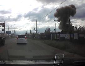 Đầu đạn tên lửa bị mất cắp của Nga phát nổ, 2 người chết