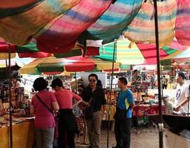Lập quy hoạch mạng lưới chợ biên giới Việt - Trung