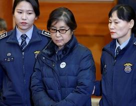 """Bạn thân cựu Tổng thống Hàn Quốc lĩnh án tù vì """"chạy"""" trường cho con"""