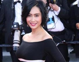 Tình cũ của Châu Tinh Trì bất ngờ xuất hiện tại Cannes