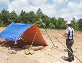 Thanh tra Sở Văn hoá Thừa Thiên Huế ý kiến vụ lăng mộ vợ vua Nguyễn bị san lấp
