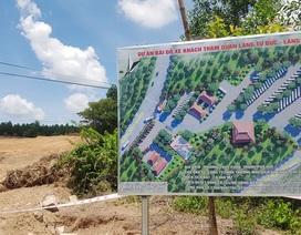 Vụ tìm thấy bia đá vợ vua Nguyễn tại dự án bãi đỗ xe: Chủ đầu tư sai luật