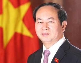 Chủ tịch nước Trần Đại Quang sắp thăm chính thức Liên bang Nga