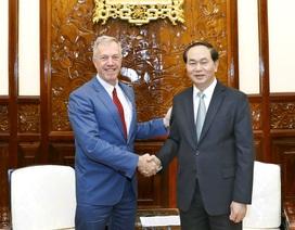 Tổng thống Donald Trump gửi thư cho Chủ tịch nước Việt Nam thúc đẩy tăng cường hợp tác