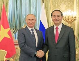 Nga luôn coi Việt Nam là một trong những ưu tiên đối ngoại và tin cậy đặc biệt!