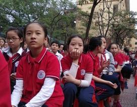 Hà Nội: Lo quá tải lớp học khi áp dụng chương trình phổ thông mới