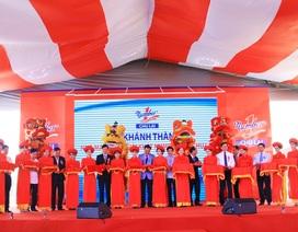 Khánh thành nhà máy nước giải khát Number One Chu Lai