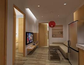 Đề nghị cho xây căn hộ 25 m2 ở ngoại thành, vùng ven TP.HCM