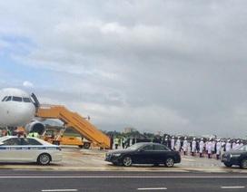 Lãnh đạo 11 nền kinh tế đã tới Đà Nẵng dự APEC