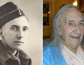 Cựu binh Anh chuyển giới ở tuổi 90