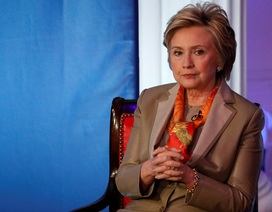 Bà Clinton nói sẽ thành tổng thống Mỹ nếu bầu cử sớm hơn