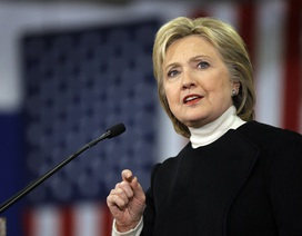 Bà Clinton đổ lỗi lý do thất cử cho Nga