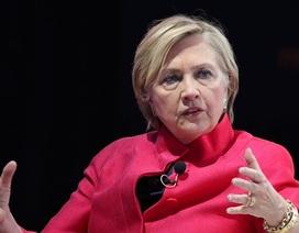 """Bà Clinton: Mỹ dọa tấn công quân sự Triều Tiên là """"thiển cận"""""""