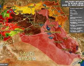 Al Bawdah, bước ngoặt quyết định trong chiến dịch Deir Ezzor