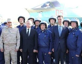 Những nước đi mới của Tổng thống Nga Putin...