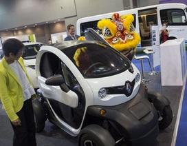 Trung Quốc đề xuất chiến lược quốc gia về sản xuất ô tô thông minh