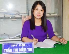 Cô giáo trẻ vùng cù lao sông nước tâm huyết với nghề