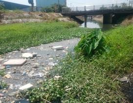 Vụ các con kênh bị ô nhiễm nặng: Phòng Tài nguyên Môi trường phản hồi