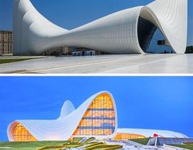 Những kiệt tác kiến trúc hiện đại ấn tượng nhất thế giới