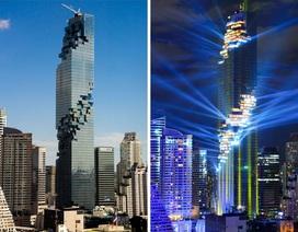 """Những công trình kiến trúc cực dị tựa như """"đến từ hành tinh khác"""""""