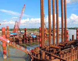 TPHCM: Cam kết vượt tiến độ dự án chống ngập 10.000 tỷ đồng