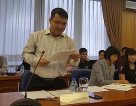 Lùm xùm vụ thu hồi đăng ký doanh nghiệp ở Hà Nội: Chờ toà phân xử!