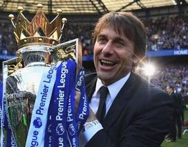 Conte giành giải HLV xuất sắc nhất Premier League 2016/17
