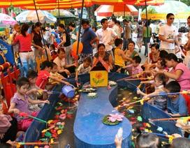 Cảnh báo nguy cơ gây hại từ các loại đồ chơi mùa hè