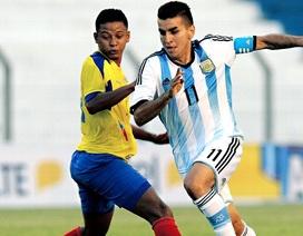 Vì sao Argentina không còn là thế lực hàng đầu ở sân chơi U20 thế giới?