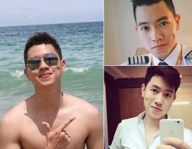 """Dân mạng """"đứng hình"""" vì vẻ điển trai của cơ trưởng trẻ nhất Việt Nam"""
