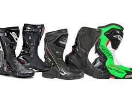 5 mẫu bốt giá hợp lý dành cho dân chơi mô-tô