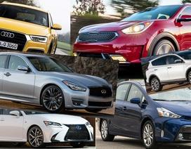 Top 10 xe đáng tiền nhất năm 2017