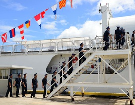 Mỹ bàn giao tàu tuần duyên trọng tải cao cho Cảnh sát Biển Việt Nam