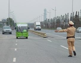Bộ Công an trả lời đề xuất cho phép CSGT cấp huyện tuần tra trên quốc lộ