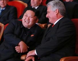 Triều Tiên thắt chặt quan hệ với Cuba giữa vòng vây cấm vận
