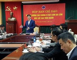 Việt Nam nâng mức cảnh báo, giám sát như có ca bệnh cúm chết người xâm nhập