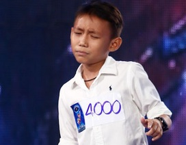 Cậu bé chăn vịt gây xúc động khi thể hiện bài hát dành tặng ba