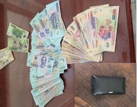 Cô gái giằng lại bóp tiền có 70 triệu từ tay tên cướp