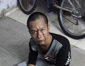 Tên cướp bị bắt vì chạy vào điểm kẹt xe