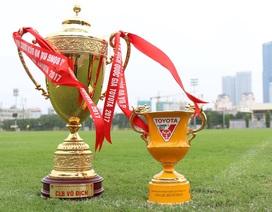 Lộ diện Cúp vàng trao cho đội vô địch V-League