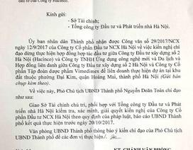 Vụ cổ phần hóa tai tiếng: Công ty HACINCO bày tỏ quan điểm, UBND TP Hà Nội yêu cầu kiểm tra làm rõ!