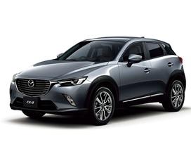Mazda CX-3 giành giải Xe của năm tại Thái Lan