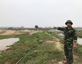 Nghệ An: Dân chưa bàn giao đất, nhà thầu đã đưa máy móc vào thi công?