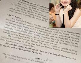 Chi Pu, Sơn Tùng MTP vào đề thi: Học sinh được giáo dục gì?