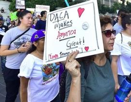 Ông Trump có thể hủy chương trình nhập cư DACA