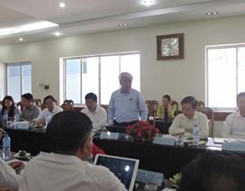 Ủy ban Văn hóa, Giáo dục, Thanh niên, Thiếu niên và Nhi đồng Quốc hội làm việc tại ĐH Đà Nẵng