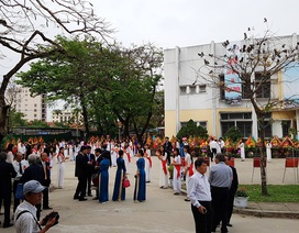 Tặng Huân chương lao động hạng Ba cho trường đào tạo giáo viên lâu nhất miền Trung