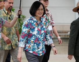 Bất chấp Trung Quốc phản đối, lãnh đạo Đài Loan tới lãnh thổ Mỹ